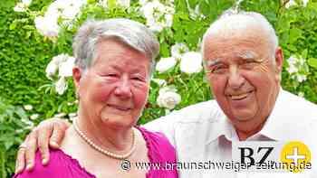 Die Smyreks aus Braunschweig feiern eiserne Hochzeit