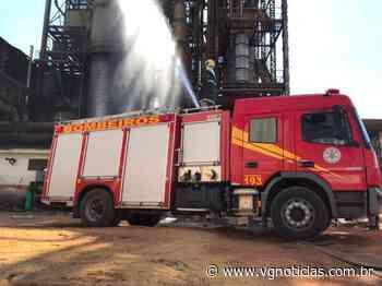 Três pessoas sofrem queimaduras em explosão na usina Porto Seguro | VGN - Jornalismo com credibilidade - VG Notícias