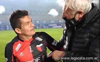 El mensaje del presidente del Colón al Pulguita Rodríguez - Deportes | La Gaceta - LA GACETA