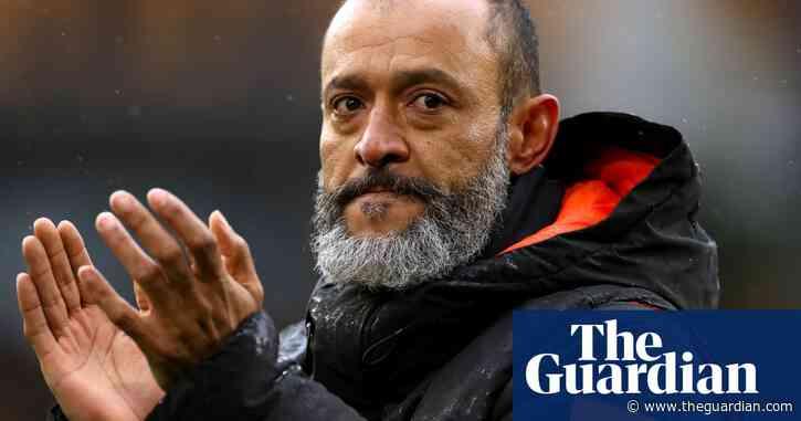 Tottenham considering Nuno Espírito Santo as their next manager