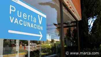 Datos del coronavirus en España hoy: Récord de 733.245 dosis y leve subida de la incidencia - MARCA.com