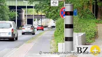 Neue stationäre Blitzer in Braunschweig sind jetzt in Betrieb