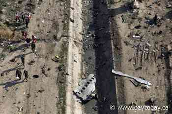 WORLD: 'Reckless acts and omissions' by Iran caused deadly Flight 752 crash, report says