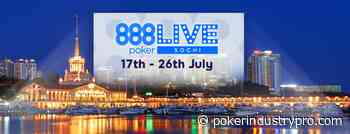 888Poker's First Live Tour in 2021 to Return in Sochi in July - Poker Industry PRO
