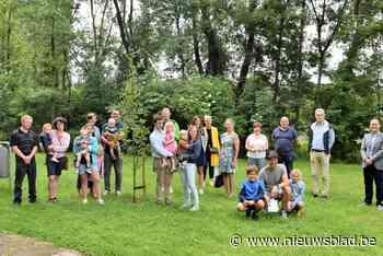 Gezinsbond Schuiferskapelle plant geboorteboom (Tielt) - Het Nieuwsblad
