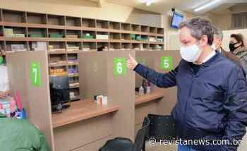 Nova Farmácia Central é inaugurada em Passo Fundo — Revista News - Revista News