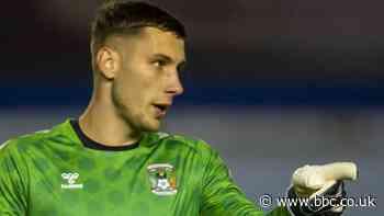 Marko Marosi: Shrewsbury Town sign Coventry City goalkeeper