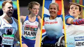 Adenegan in GB Para-athletics team
