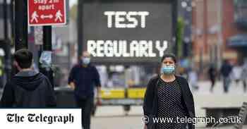 Coronavirus latest news: Merkel warns Europe is 'on thin ice' amid delta variant surge - Telegraph.co.uk