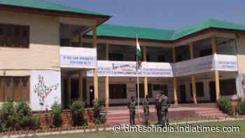 Army school in J&K renamed after slain soldier