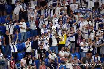 Football: Finland fans bring coronavirus back from Russia - The Straits Times