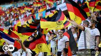 Coronavirus digest: Germany fans urged not to travel to England for Euro 2020 clash - DW (English)