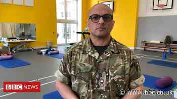 Long covid military rehab programme 'helping to save careers'