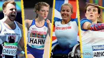 Tokyo Paralympics: Six reigning champions named in initial British athletics team