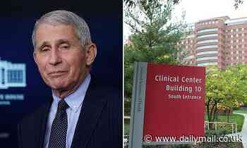 Anthony Fauci was hosed down, naked, after being mailed mysterious white powder, new book reveals