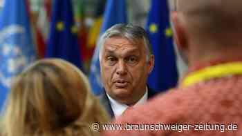 Streit über Ungarns Gesetz zur Homosexualität