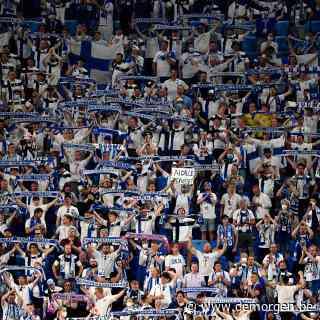 Bijna honderd coronabesmettingen bij Finse fans na EK-duel met België in Rusland