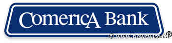 Comerica Bank's California Index Moves Higher