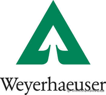 Weyerhaeuser to Release Second Quarter Results on July 30