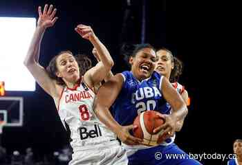 Canadian basketball player may be forced to choose between daughter, Olympics