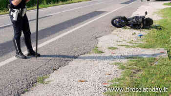 Incidente a Montichiari: auto contro moto, ferito un ragazzo di 22 anni   11 giugno 2021 - BresciaToday