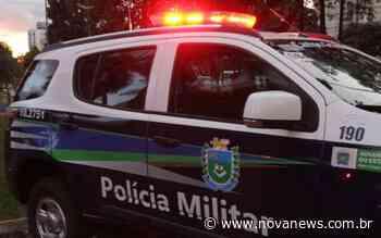 Polícia Militar de Ivinhema evita furto em construção - Nova News - Nova News