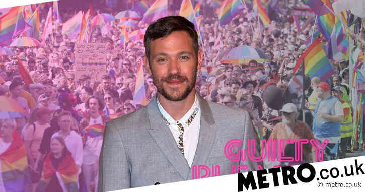 Will Young recalls feeling 'shame' attending Pride parade and had to 'undo the brainwashing'
