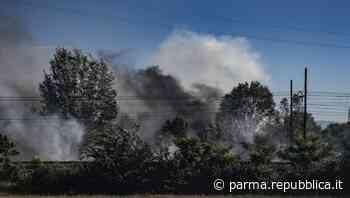 Linea Bologna-Piacenza: traffico ferroviario sospeso tra Parma e Castelguelfo per un incendio - La Repubblica