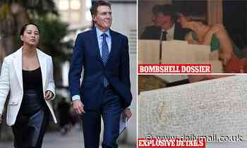 Dossier uncovers explosive rape allegations by former attorney-general Christian Porter's accuser