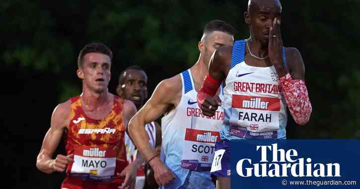 Mo Farah in 'good shape' for last-ditch shot at Olympic qualification