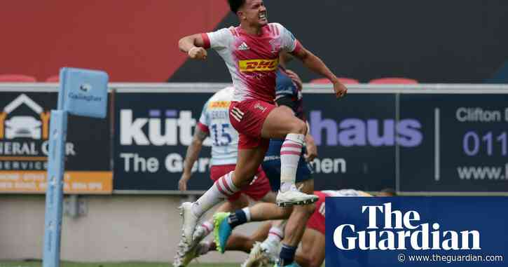 Harlequins reject notion their name is on trophy after semi-final miracle | Gerard Meagher
