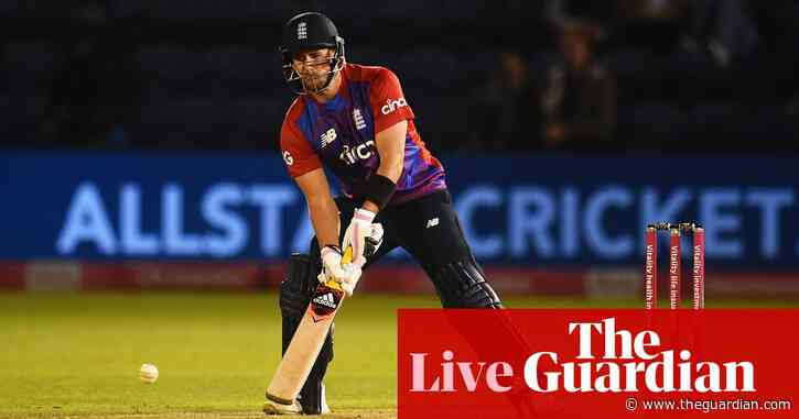 England beat Sri Lanka by five wickets in second T20 to win series – live!