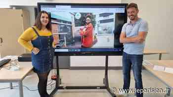 Champigny-sur-Marne : après deux ans de travail, les élèves du lycée Langevin-Wallon présentent leur webdocumentaire - Le Parisien