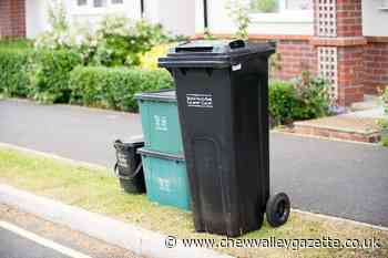 Update on waste collection delays in Bath and North East Somerset - Chew Valley Gazette