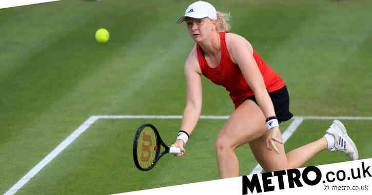 British tennis player Fran Jones – who has six fingers and seven toes – inspired to reach Wimbledon by Serena Williams and Rafael Nadal