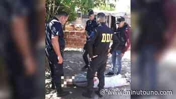 Virrey del Pino: Detuvieron a uno de los autores del crimen del colectivero de la línea 106 - Minutouno.com