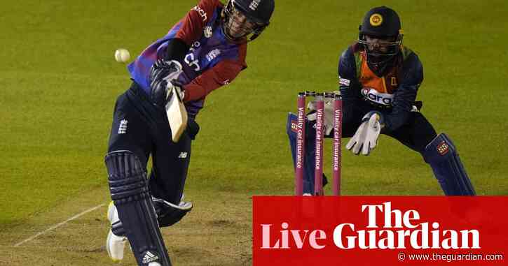 England beat Sri Lanka by five wickets in second T20 to win series – as it happened!