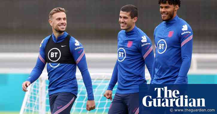 England block out the noise of history to focus on Germany's class of 2021 | David Hytner