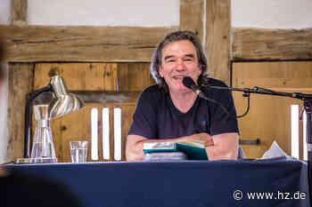"""Lesung im Kloster Herbrechtingen: Was Autor Michael Wildenhain aus seinem Krimi-Roman """"Die Erfindung der Null"""" berichtet - Heidenheimer Zeitung"""
