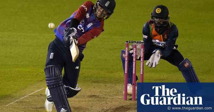 Sam Curran's all-action display earns England T20 series win over Sri Lanka