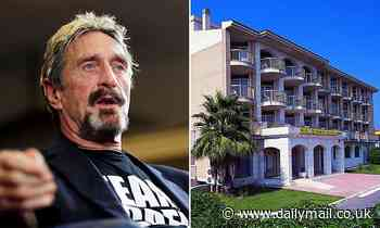 John McAfee's final hideout: Tech outlaw holed up in Spanish ghost hotel