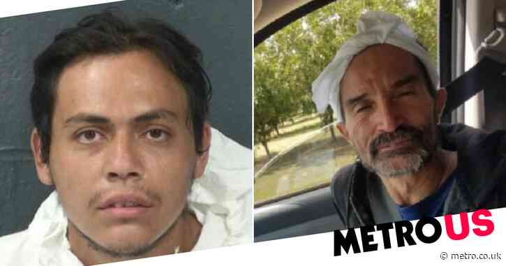 Homeless man 'decapitated acquaintance and played soccer with his head'