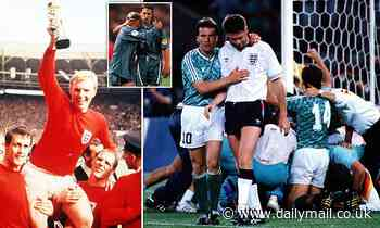 German writer COUNT ALEXANDER VON SCHOENBURG says England vs Germany is a sporting rivalry to savour