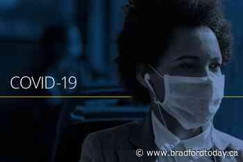 Ontario reports 296 new COVID cases Thursday - BradfordToday