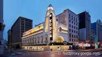 Apple Tower Theatre Store opens in LA tomorrow (Video)