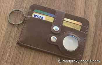 VVEM Apple AirTag wallet