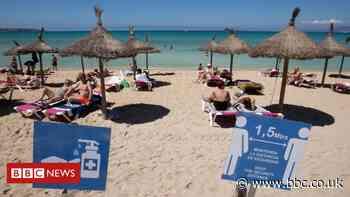 Covid in Scotland: Malta and Balearics join green travel list