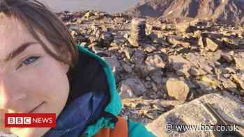 Sarah Buick: Body found in search for missing Ben Nevis walker