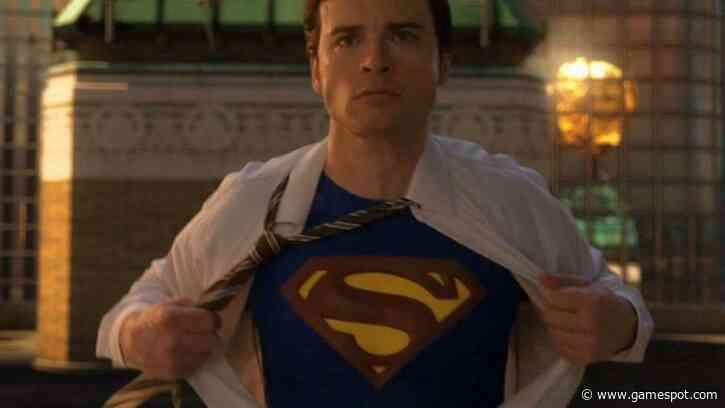 Smallville Animated Series In The Works, Says Star Tom Welling