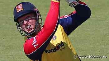 Harmer seals final-ball win for Essex - T20 Blast round-up